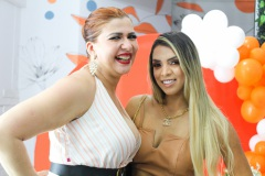 Ana Fine Grey e Marilia Alves