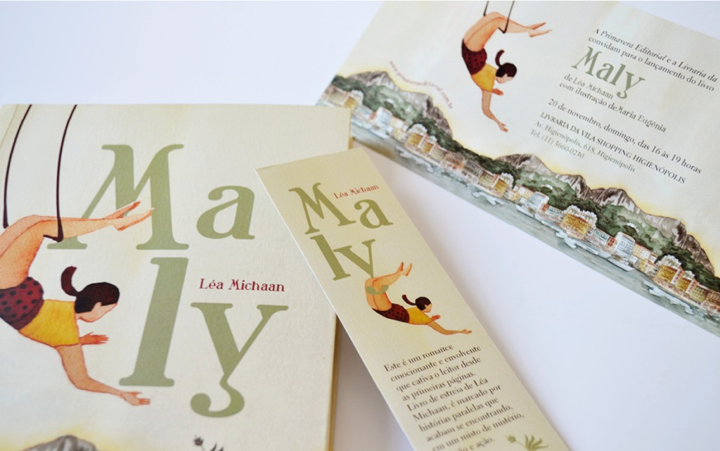 livro Maly goiânia