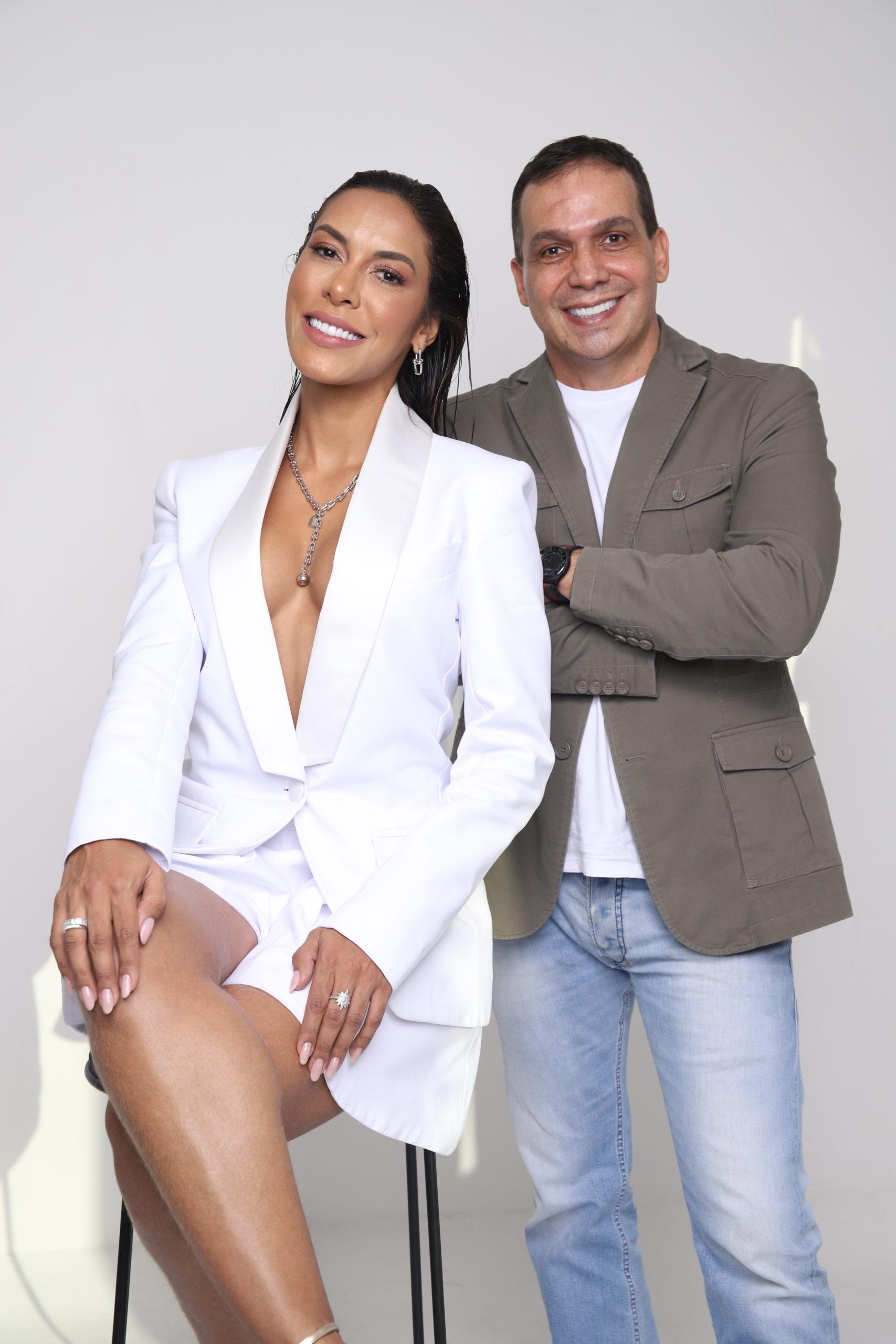 Cibelle Uchoa e Alessandro Junqueira (Lele)